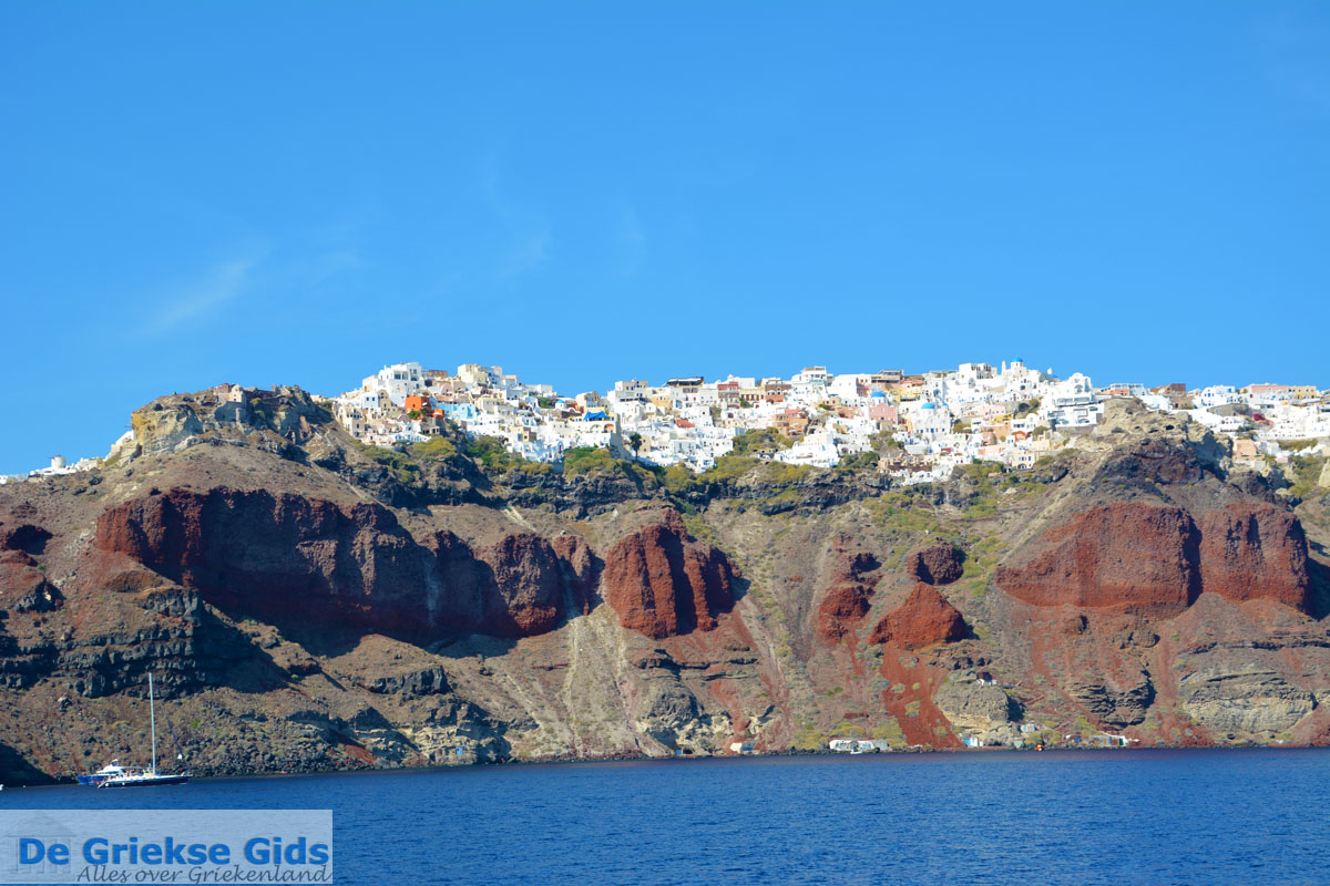 foto Oia Santorini | Cycladen Griekenland | Foto 1211