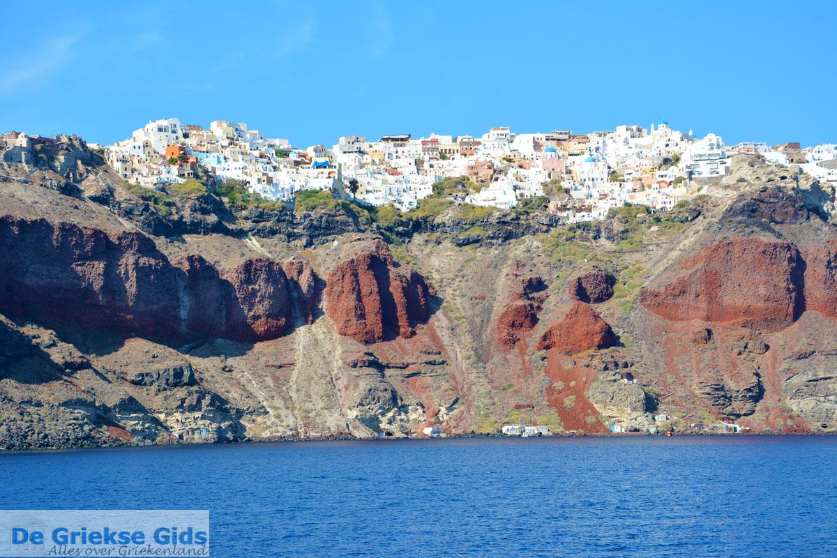 foto Oia Santorini | Cycladen Griekenland | Foto 1212