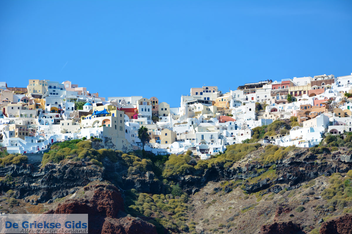foto Oia Santorini | Cycladen Griekenland | Foto 1218