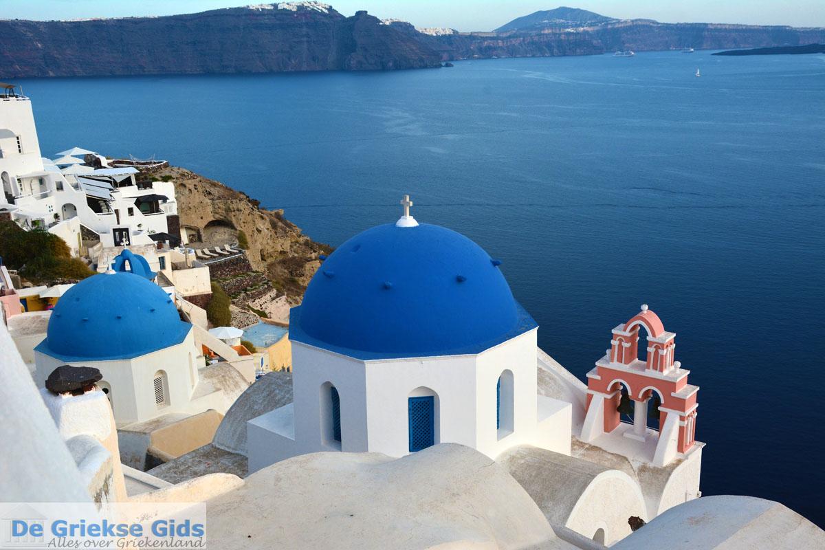 foto Oia Santorini | Cycladen Griekenland | Foto 1235