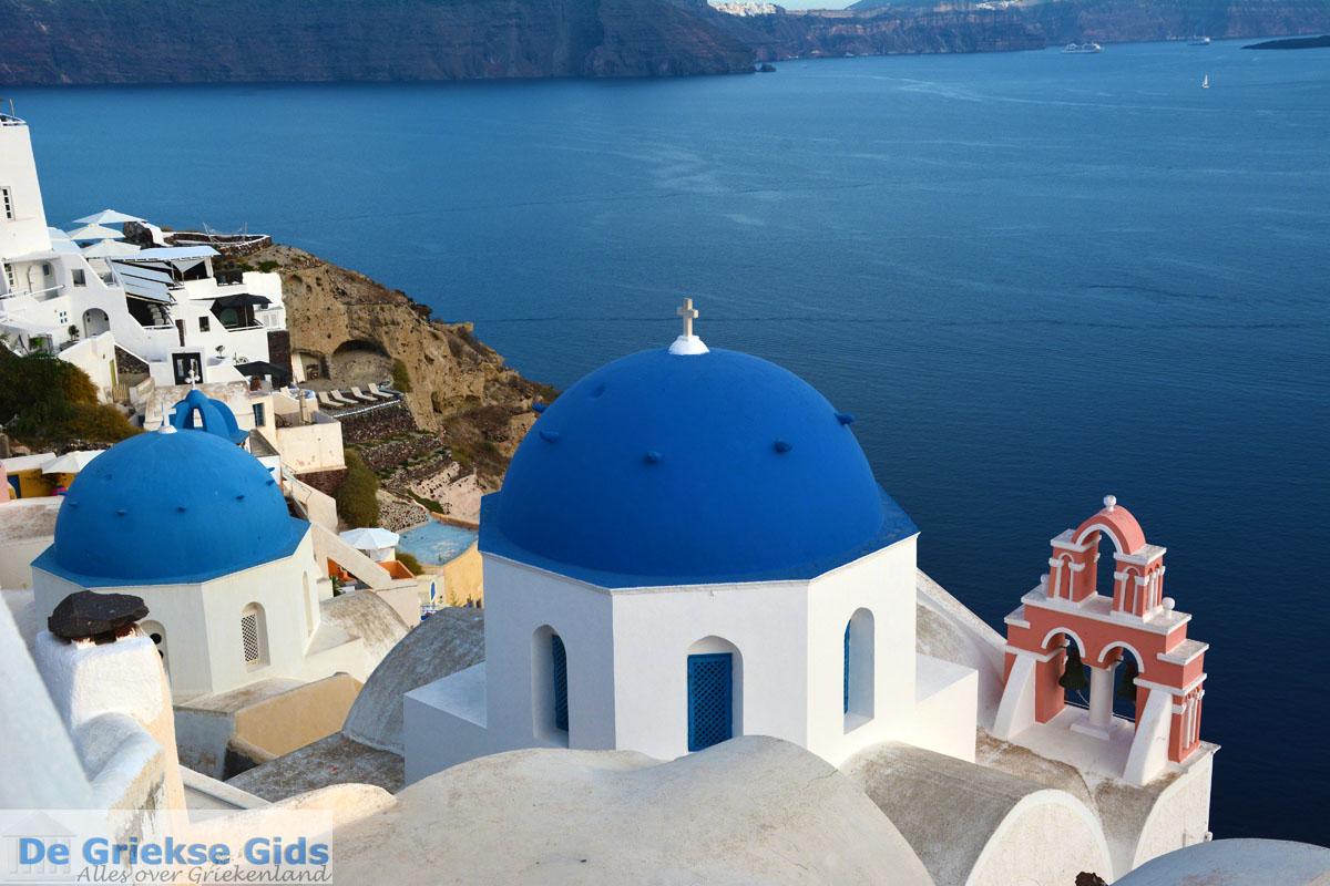 foto Oia Santorini | Cycladen Griekenland | Foto 1236