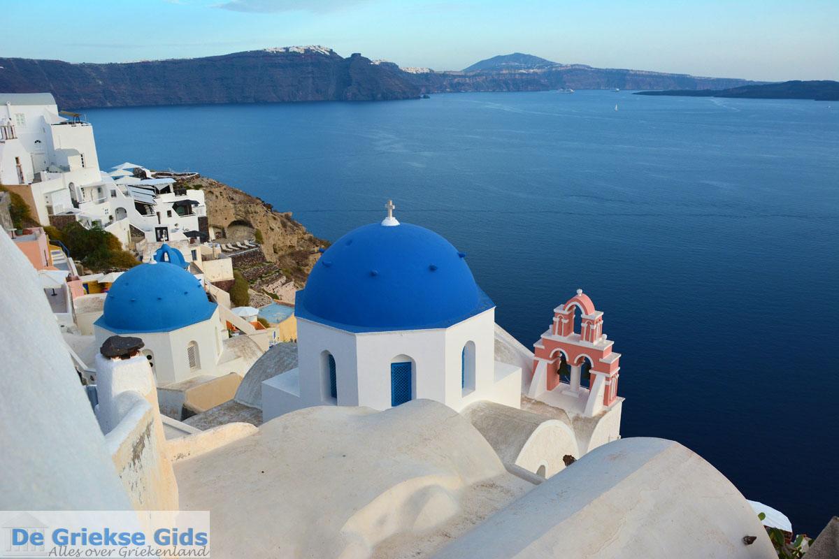 foto Oia Santorini   Cycladen Griekenland   Foto 1237