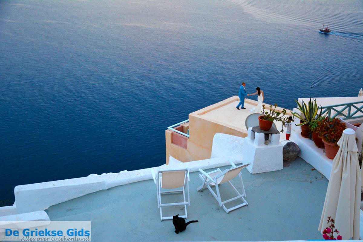 foto Oia Santorini | Cycladen Griekenland | Foto 1243