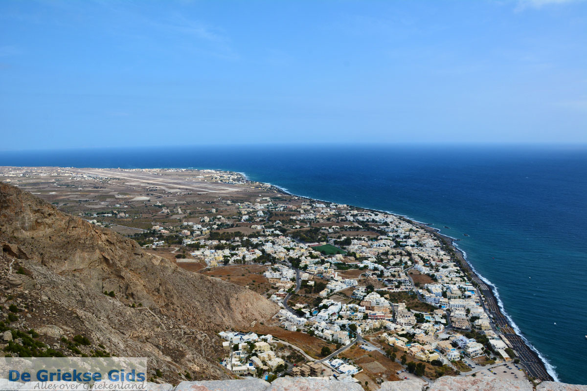 foto Oud-Thira Santorini | Cycladen Griekenland | Foto 10