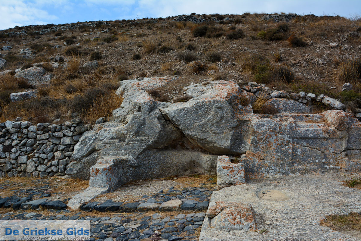 foto Oud-Thira Santorini | Cycladen Griekenland | Foto 16