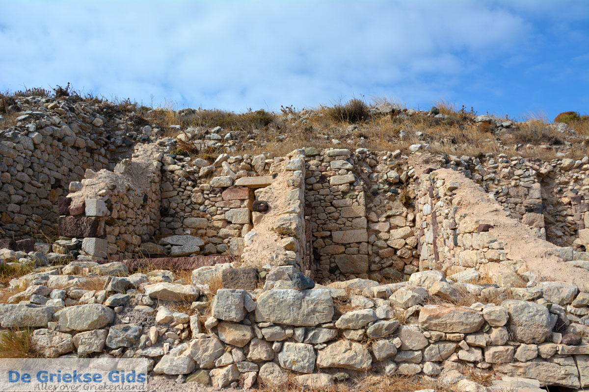 foto Oud-Thira Santorini   Cycladen Griekenland   Foto 19