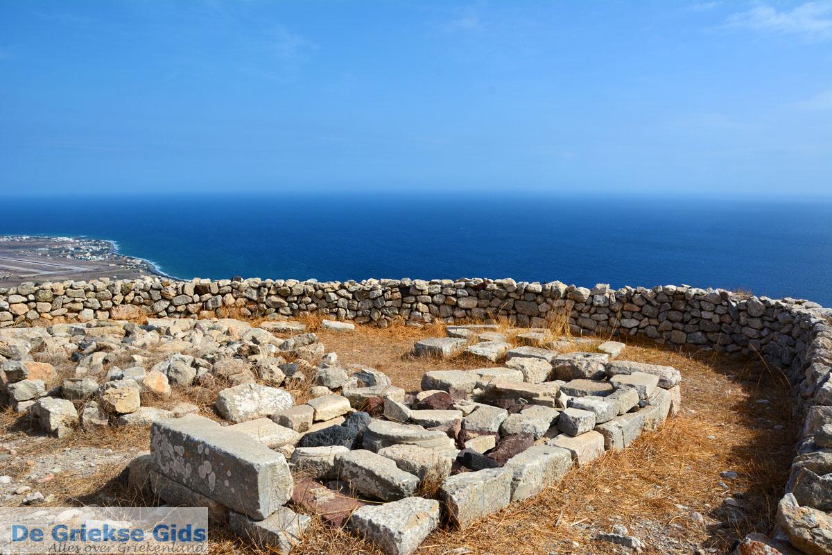foto Oud-Thira Santorini | Cycladen Griekenland | Foto 22