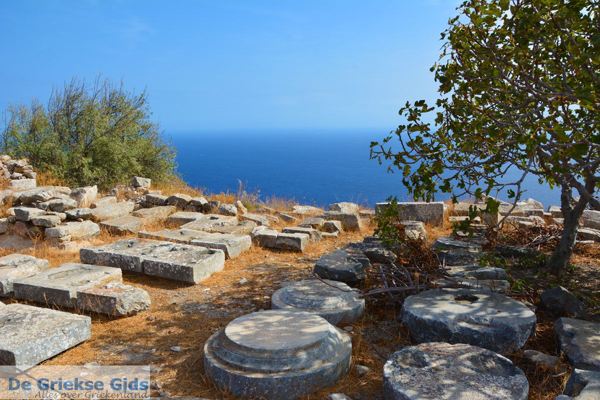foto Oud-Thira Santorini   Cycladen Griekenland   Foto 32