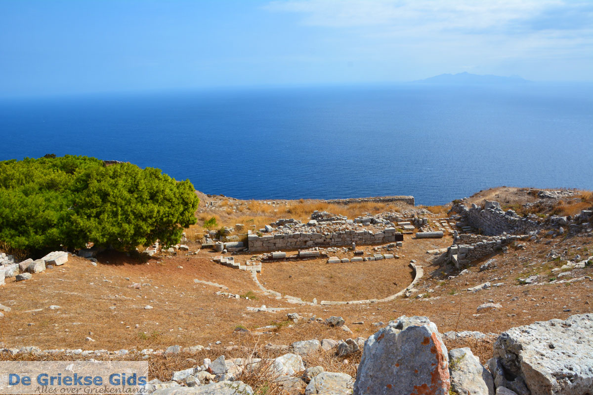 foto Oud-Thira Santorini | Cycladen Griekenland | Foto 45