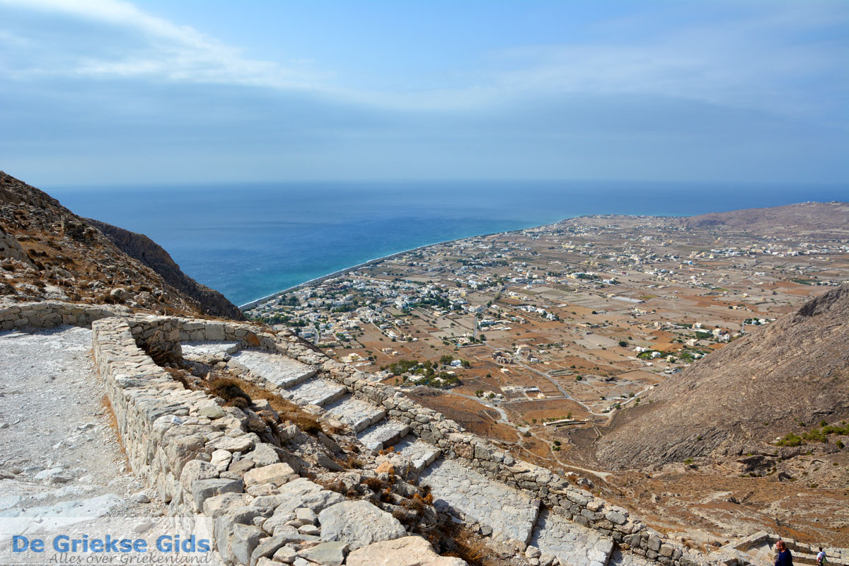 foto Oud-Thira Santorini | Cycladen Griekenland | Foto 56