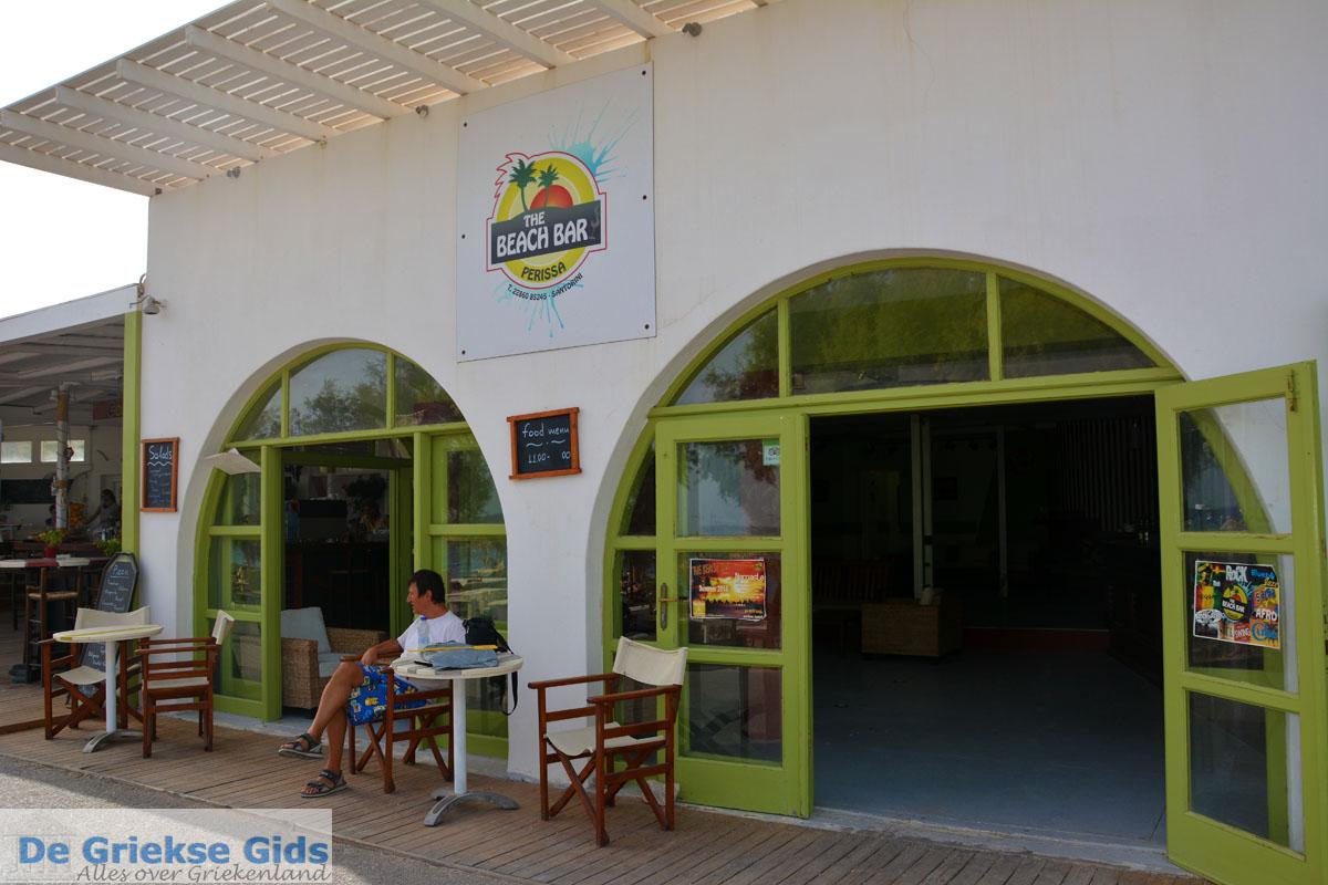 foto Perissa Santorini | Cycladen Griekenland | Foto 84