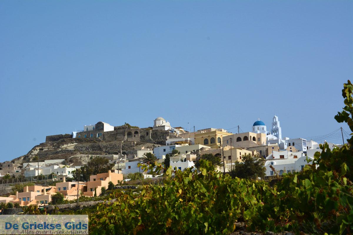 foto Pyrgos Santorini   Cycladen Griekenland   Foto 94