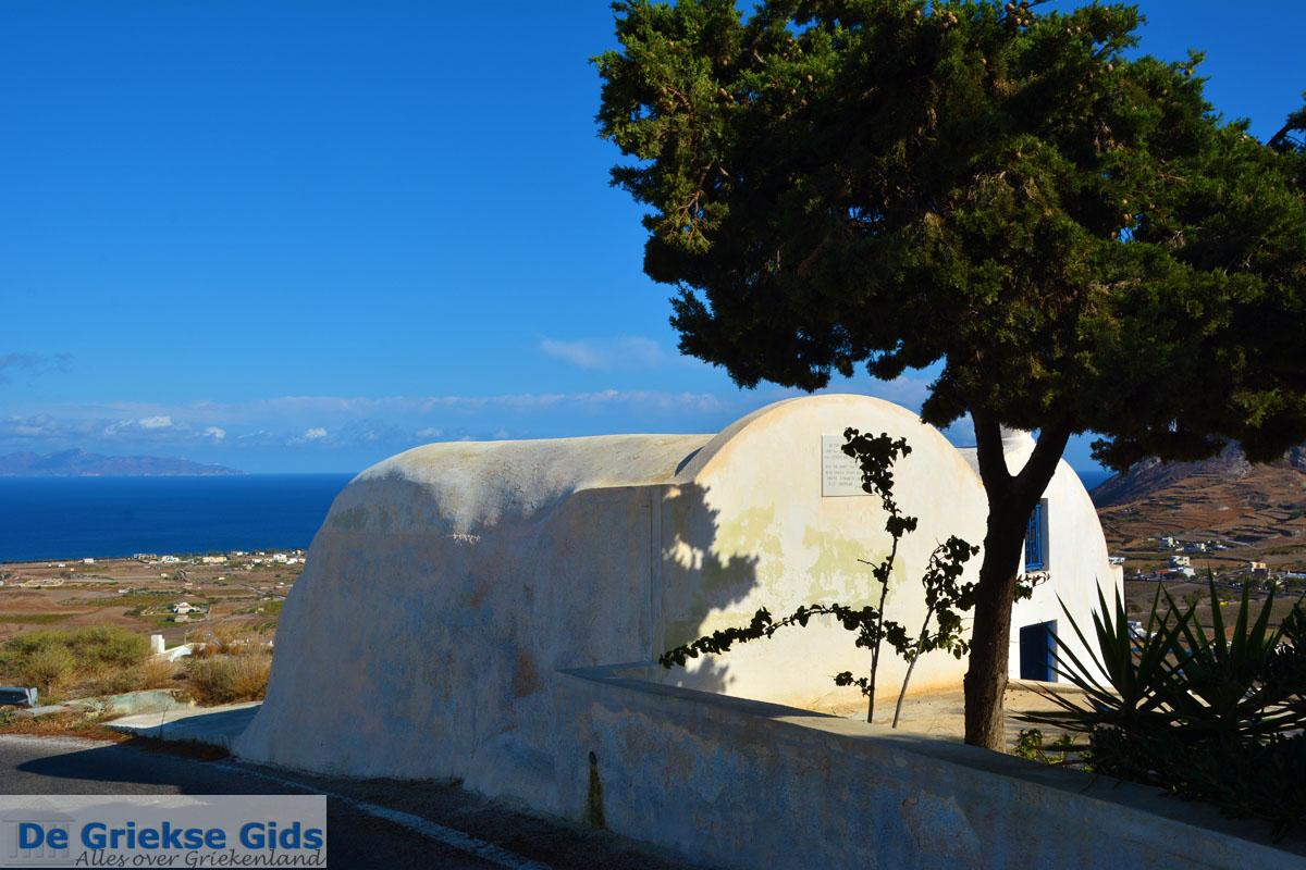 foto Pyrgos Santorini | Cycladen Griekenland | Foto 122