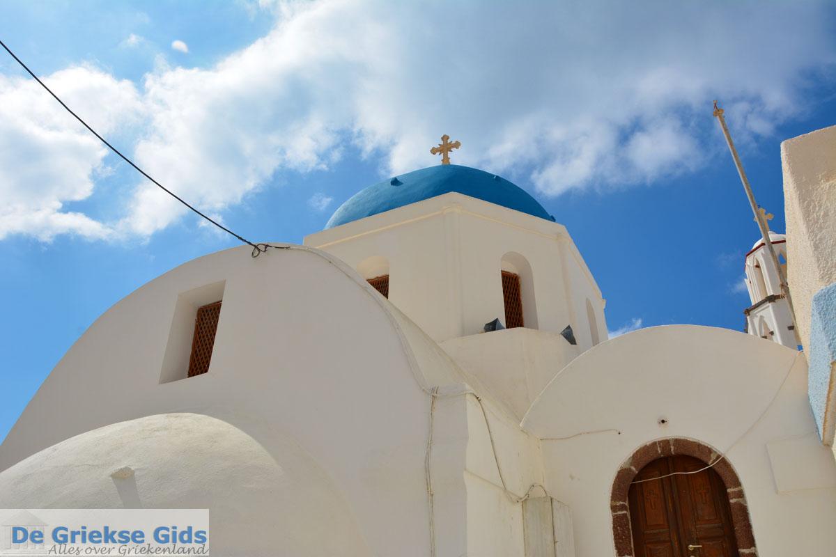 foto Pyrgos Santorini   Cycladen Griekenland   Foto 132