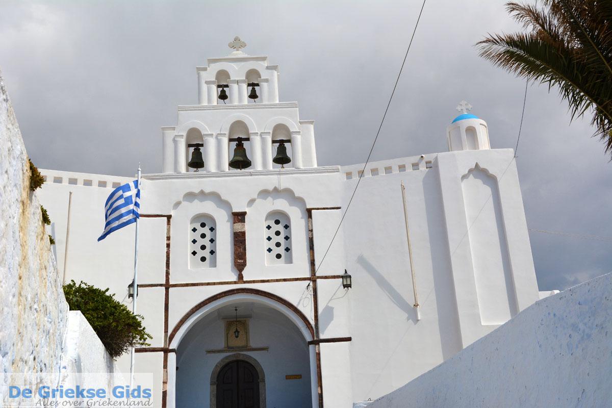 foto Pyrgos Santorini | Cycladen Griekenland | Foto 153