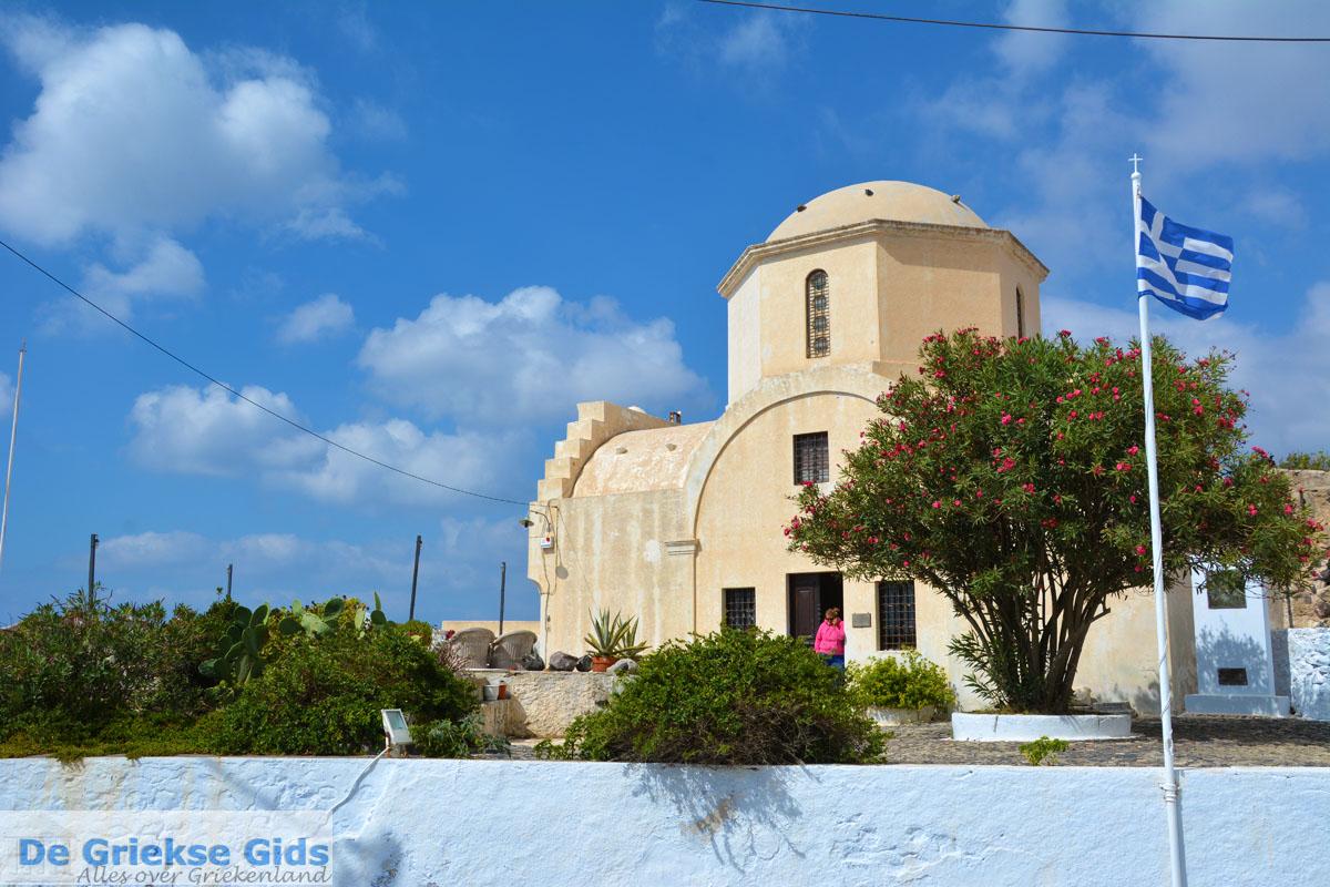 foto Pyrgos Santorini   Cycladen Griekenland   Foto 156