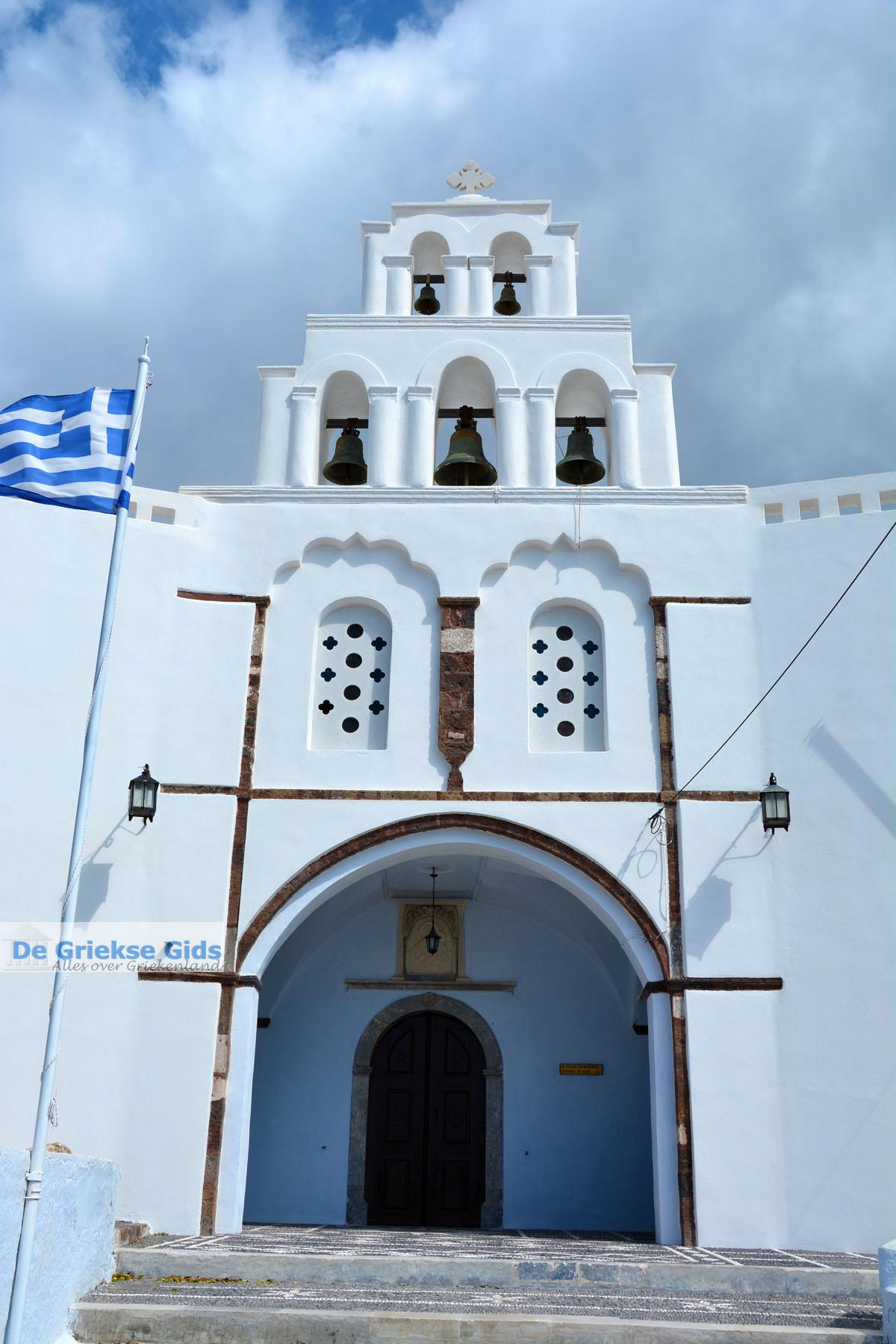 foto Pyrgos Santorini | Cycladen Griekenland | Foto 157