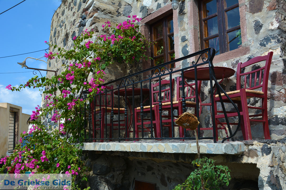 foto Pyrgos Santorini | Cycladen Griekenland | Foto 158