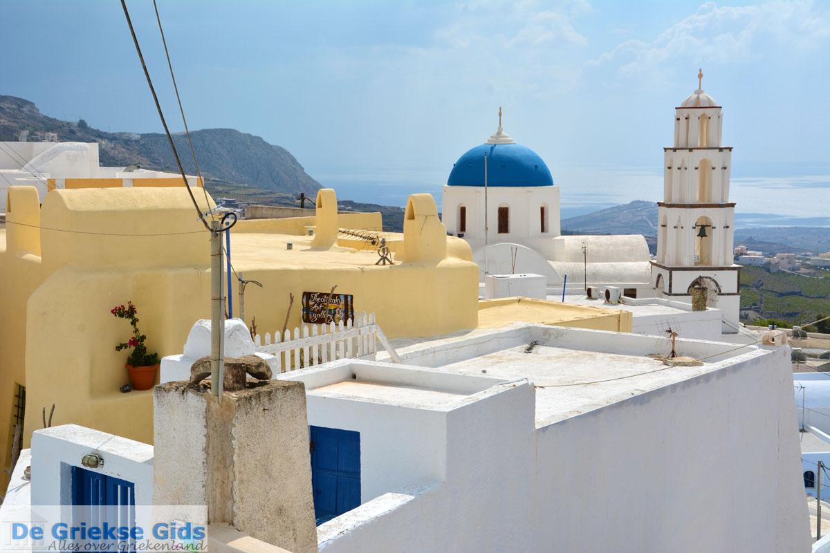 foto Pyrgos Santorini | Cycladen Griekenland | Foto 164
