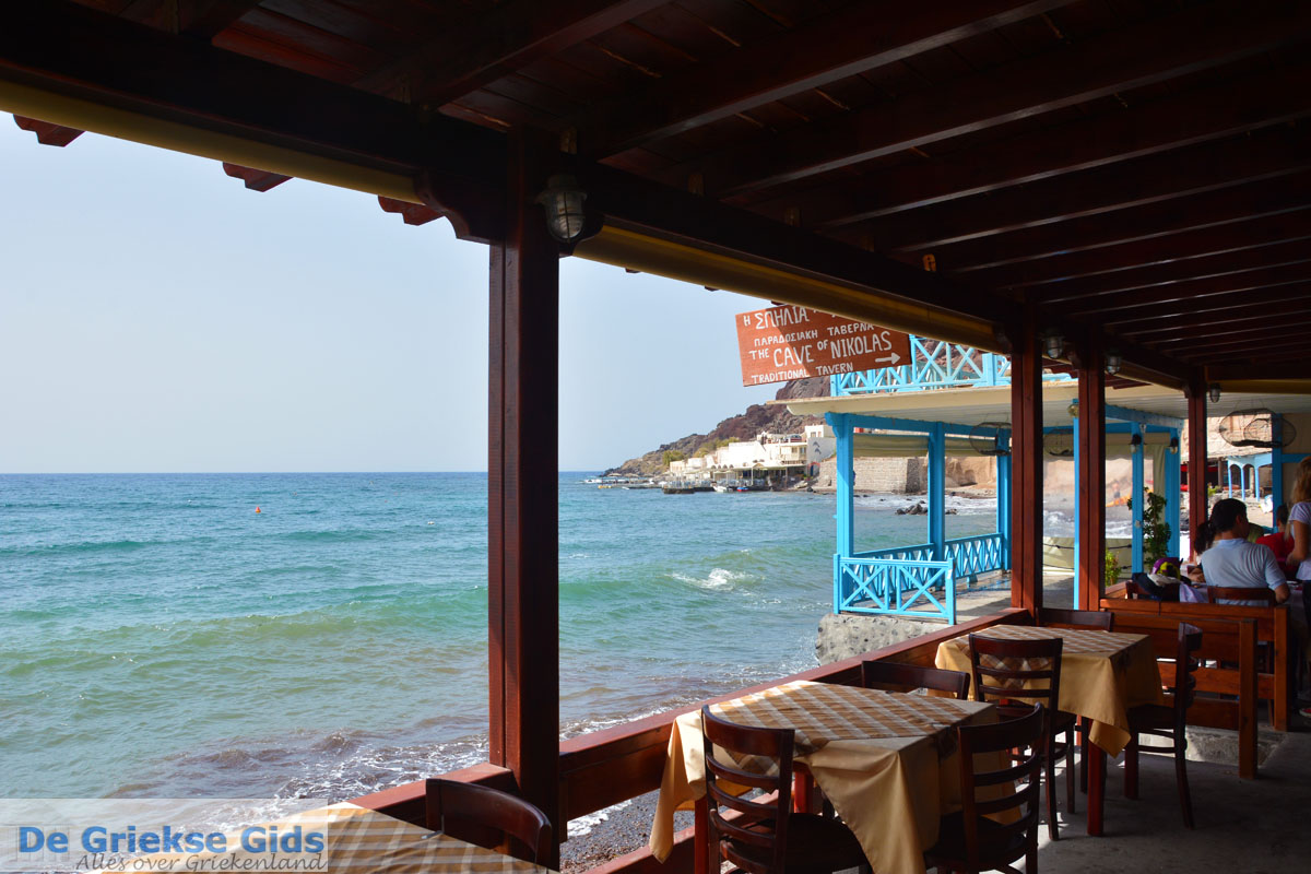foto Red Beach Akrotiri Santorini | Cycladen Griekenland | Foto 211