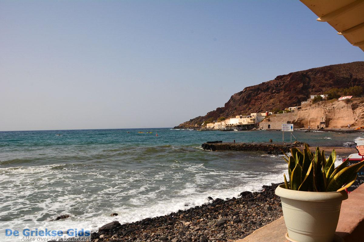 foto Red Beach Akrotiri Santorini | Cycladen Griekenland | Foto 213