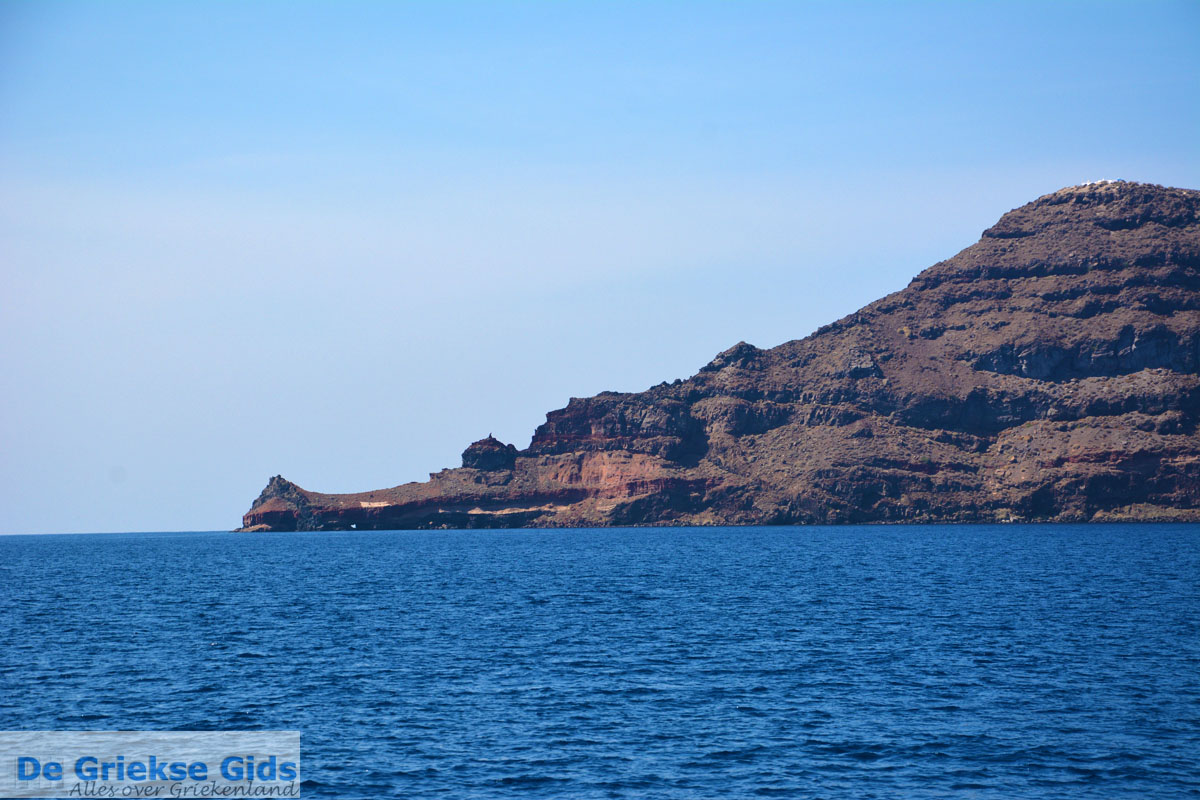 foto Thirasia Santorini | Cycladen Griekenland | Foto 216