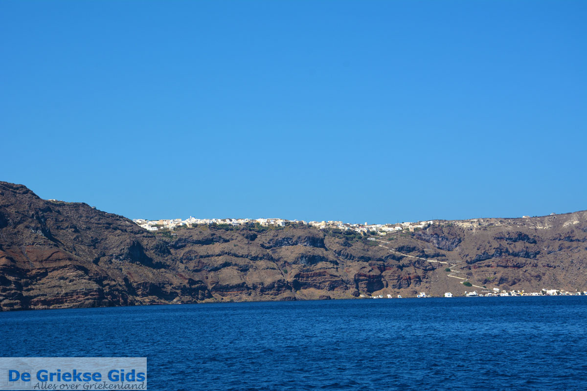 foto Thirasia Santorini | Cycladen Griekenland | Foto 218