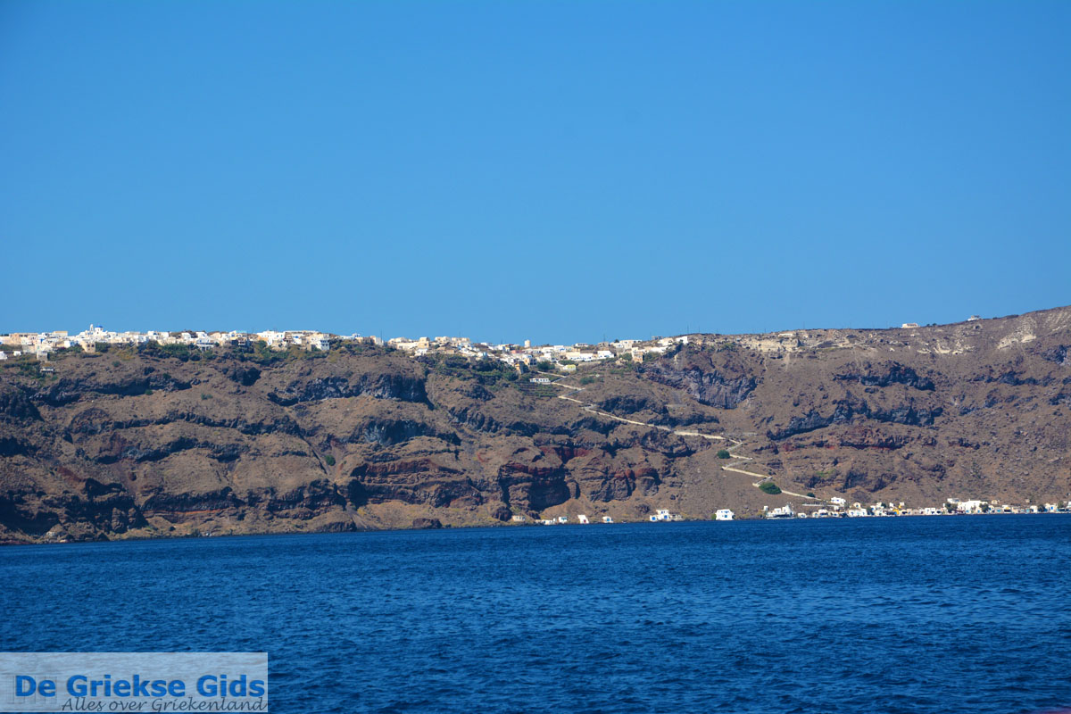 foto Thirasia Santorini | Cycladen Griekenland | Foto 219