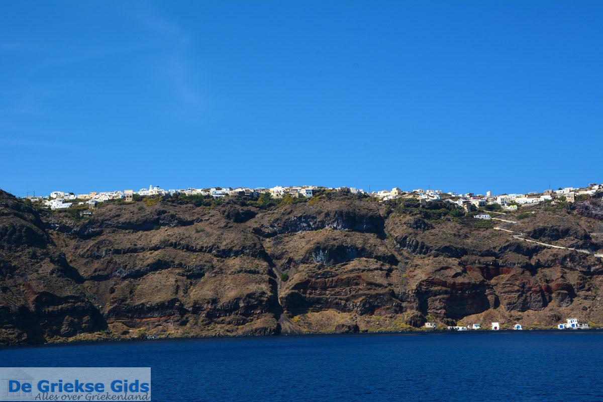 foto Thirasia Santorini | Cycladen Griekenland | Foto 223