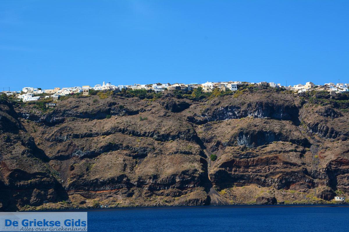 foto Thirasia Santorini | Cycladen Griekenland | Foto 224