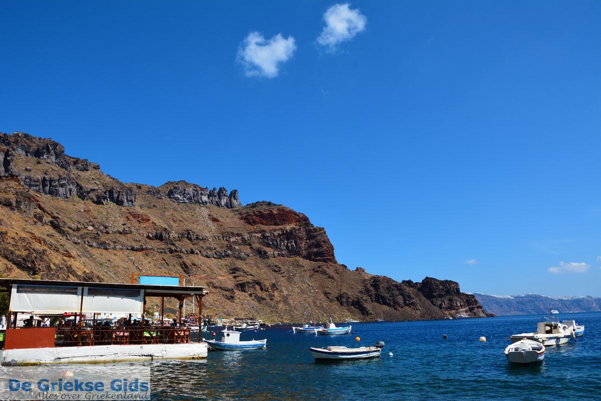 foto Thirasia Santorini   Cycladen Griekenland   Foto 261