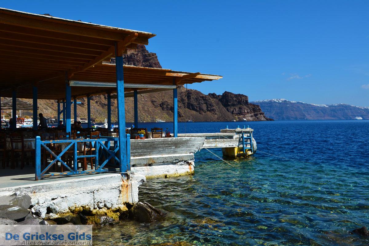 foto Thirasia Santorini   Cycladen Griekenland   Foto 266