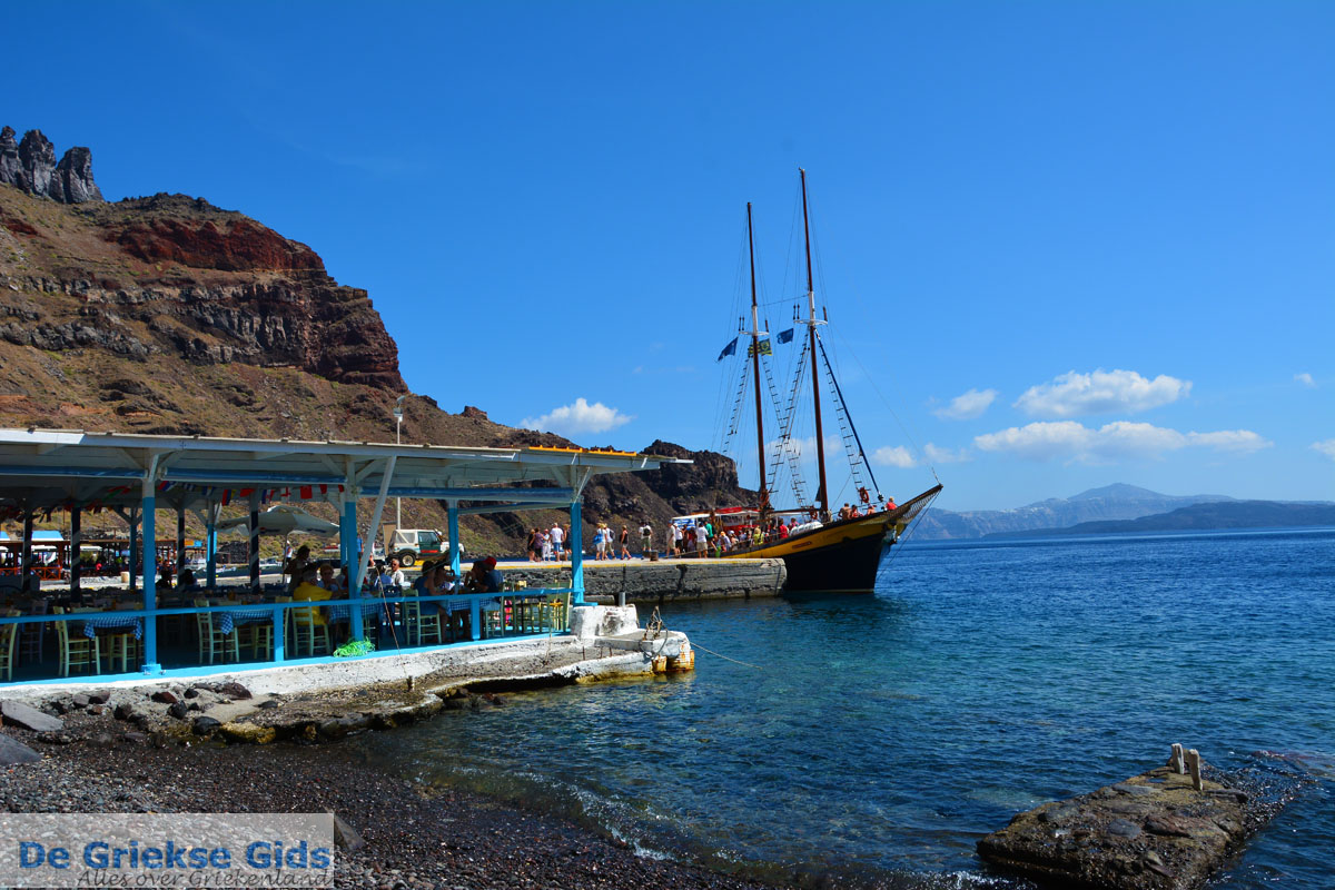foto Thirasia Santorini | Cycladen Griekenland | Foto 274