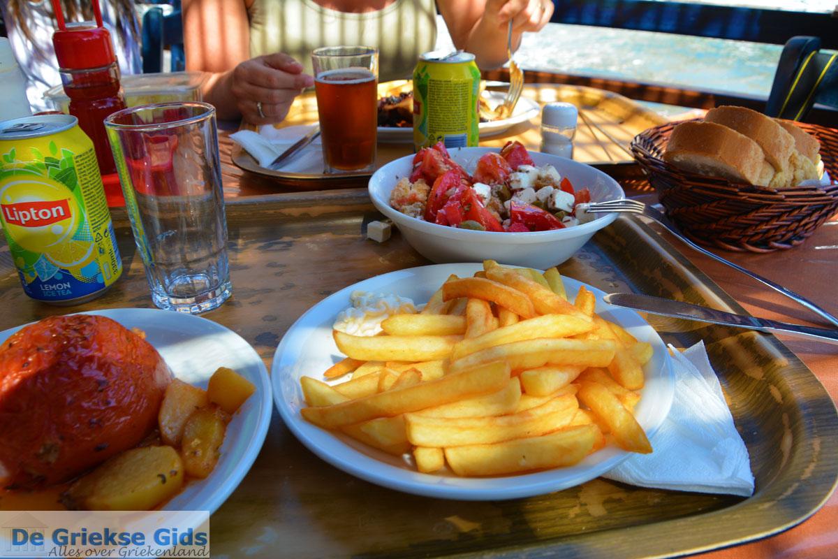 foto Thirasia Santorini | Cycladen Griekenland | Foto 275