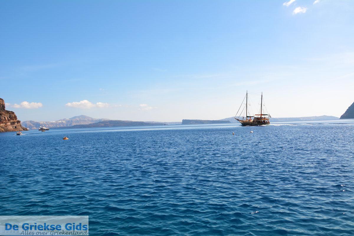 foto Thirasia Santorini | Cycladen Griekenland | Foto 279