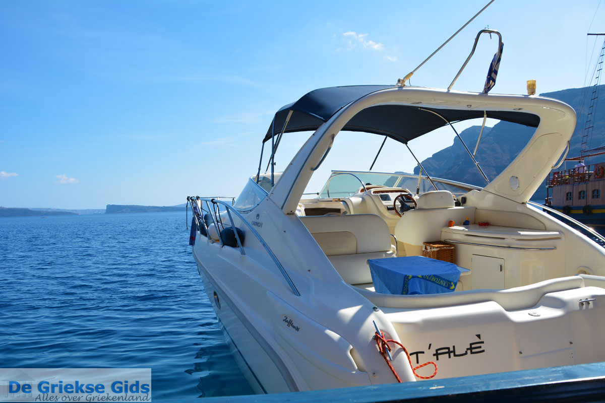 foto Thirasia Santorini | Cycladen Griekenland | Foto 280