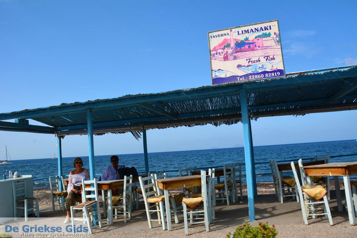 foto Vlychada Santorini   Cycladen Griekenland   Foto 287