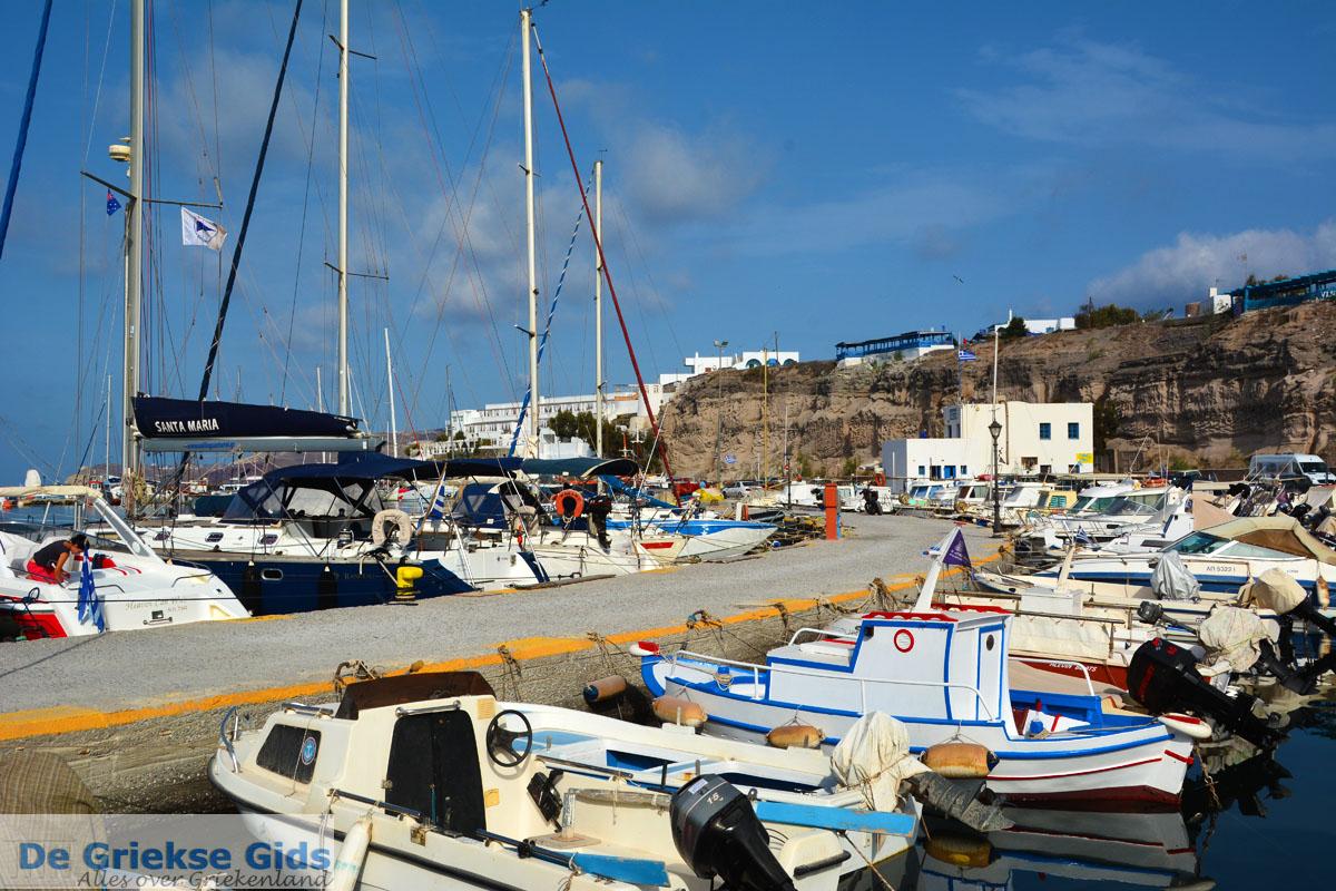 foto Vlychada Santorini | Cycladen Griekenland | Foto 300