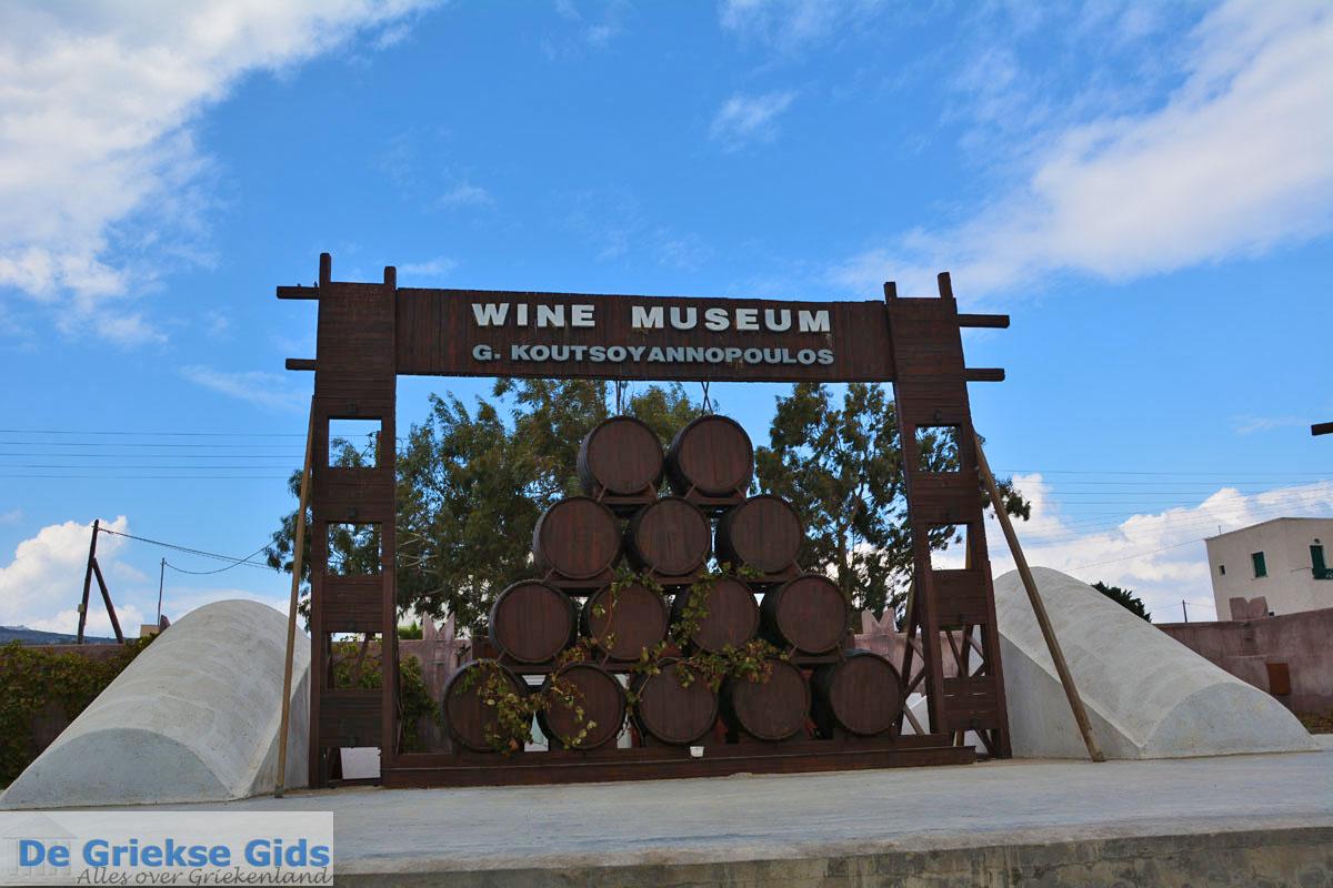 foto Wijnmuseum Santorini | Cycladen Griekenland | Foto 317