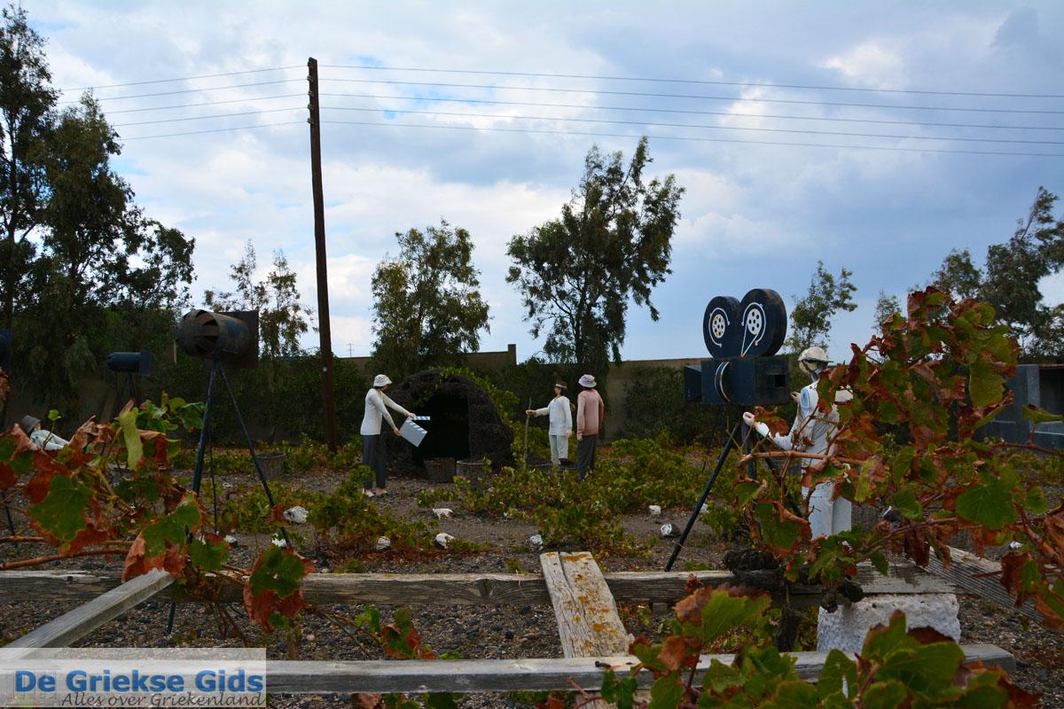 foto Wijnmuseum Santorini | Cycladen Griekenland | Foto 320