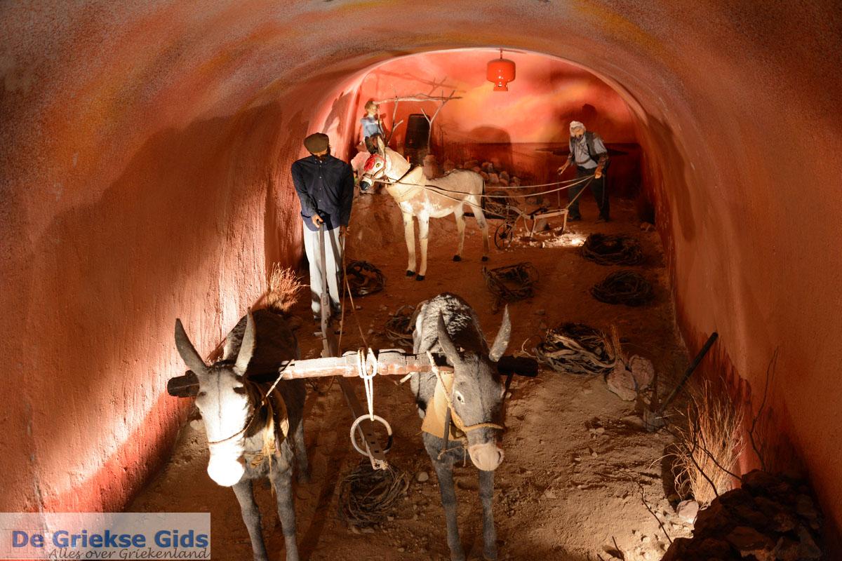 foto Wijnmuseum Santorini | Cycladen Griekenland | Foto 331