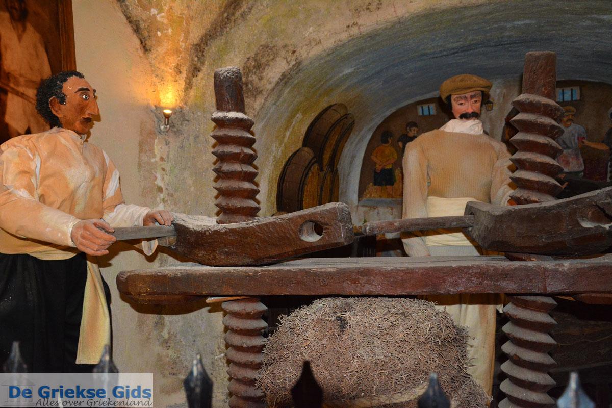 foto Wijnmuseum Santorini | Cycladen Griekenland | Foto 338