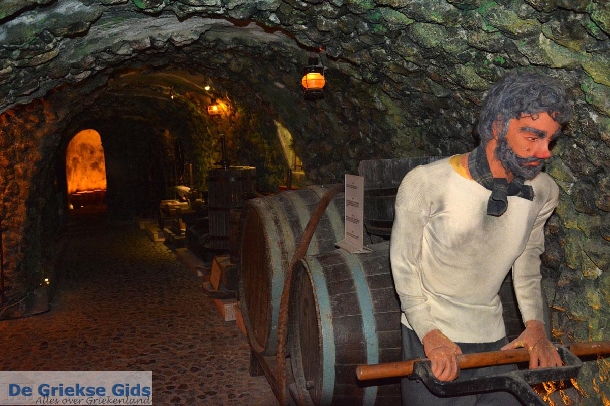 foto Wijnmuseum Santorini | Cycladen Griekenland | Foto 341