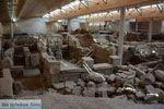 Opgravingen Akrotiri Santorini | Cycladen Griekenland | Foto 3 - Foto van De Griekse Gids