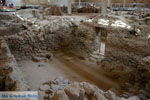 Opgravingen Akrotiri Santorini   Cycladen Griekenland   Foto 5 - Foto van De Griekse Gids