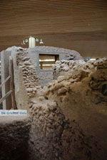 Opgravingen Akrotiri Santorini   Cycladen Griekenland   Foto 20 - Foto van De Griekse Gids