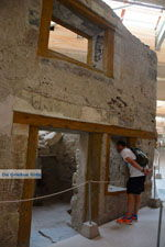 Opgravingen Akrotiri Santorini | Cycladen Griekenland | Foto 21 - Foto van De Griekse Gids