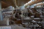 Opgravingen Akrotiri Santorini | Cycladen Griekenland | Foto 26 - Foto van De Griekse Gids