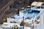 Firostefani Santorini | Cycladen Griekenland  | Foto 0008 - Foto van De Griekse Gids