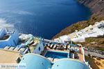 Firostefani Santorini | Cycladen Griekenland  | Foto 0042 - Foto van De Griekse Gids